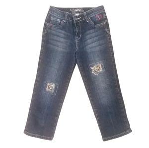 Minster High 3/4 jeans